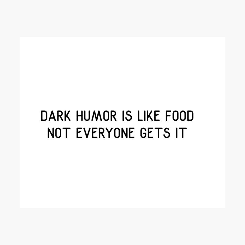 Is Dark Humor Sign of Superior Intelligence?