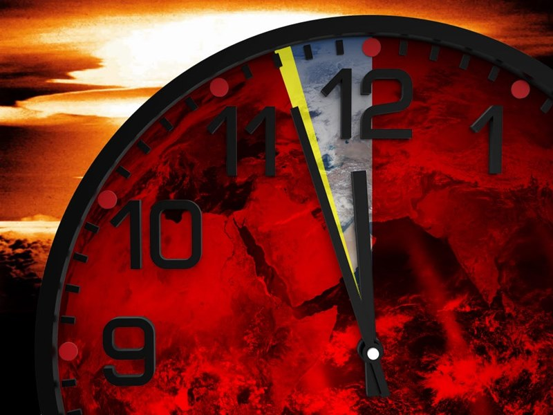 What Happens When the Doomsday Clock Hits Midnight?