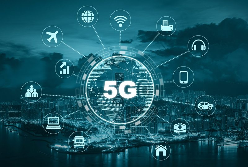 5G for cellphone cancer