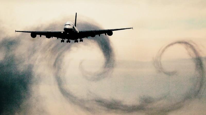 A380 vortex