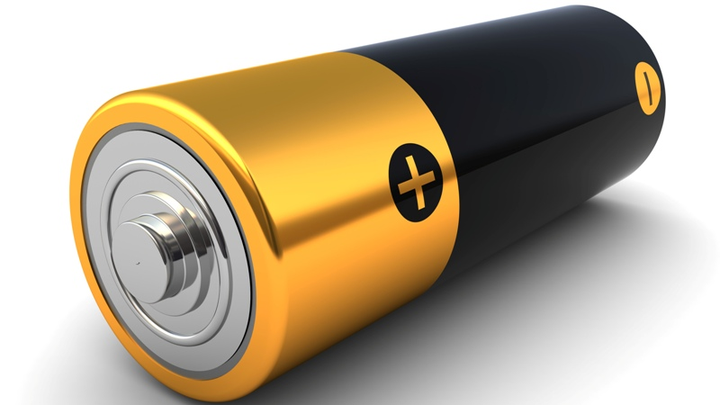 What Happens When You Lick a Battery?