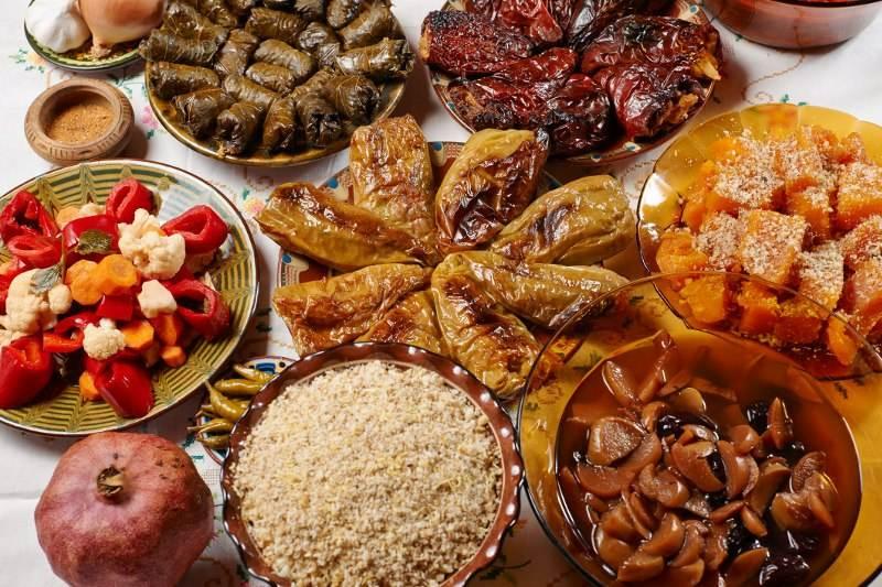 Bulgarian Christmas Dinner-compressed