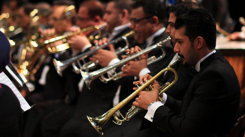 Discipline Trumpeters orchestras