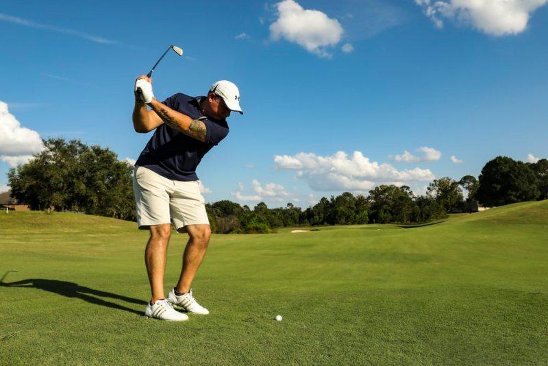 Biomechanics of a Golf Swing