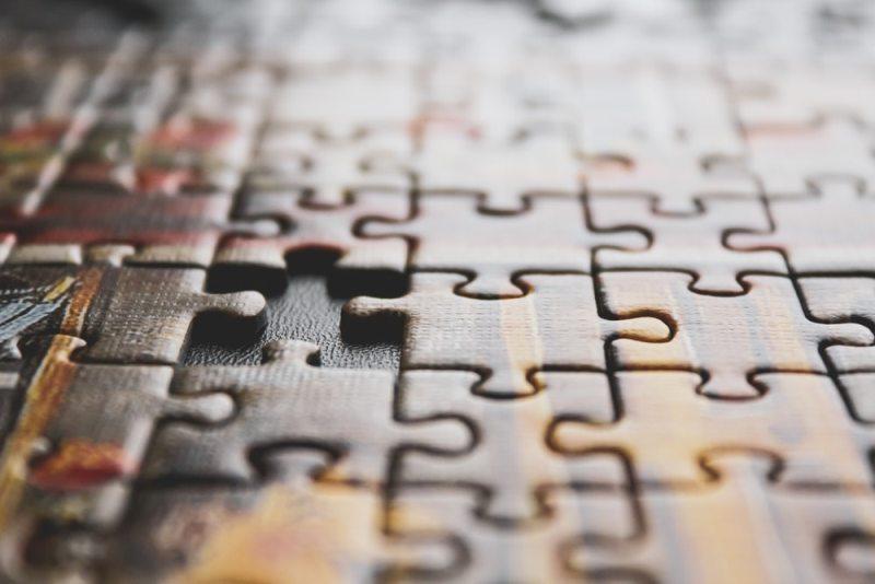 Jigsaw puzzle brainpower