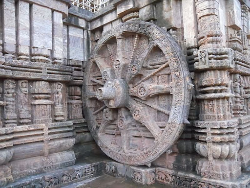 Konark wheel