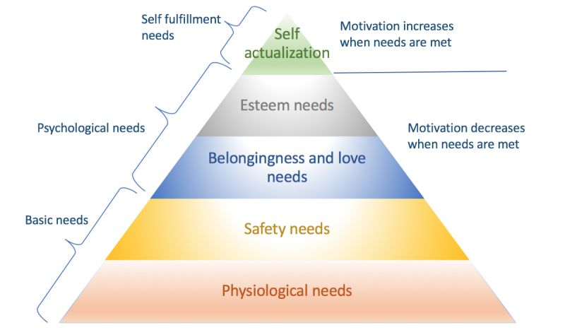 10 Maslow's Hierarchy of Needs Examples in Real Life