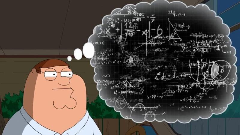 Peter griffin math