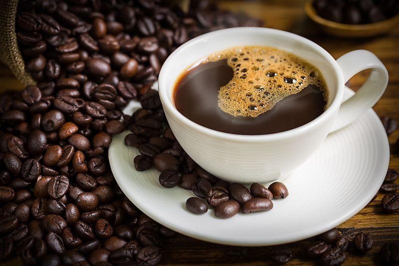 Physics coffee