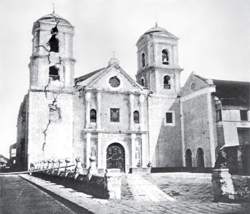 San agustine black and white