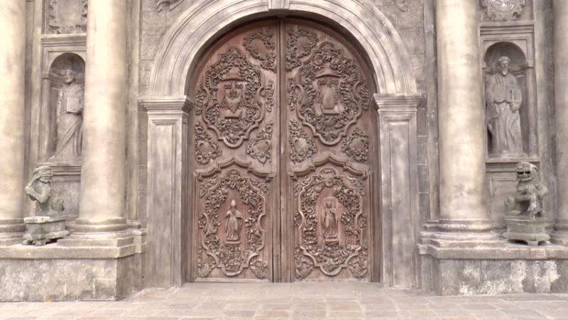San agustine door