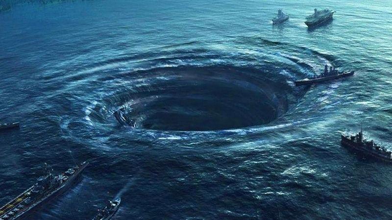 Whirlpool vortex