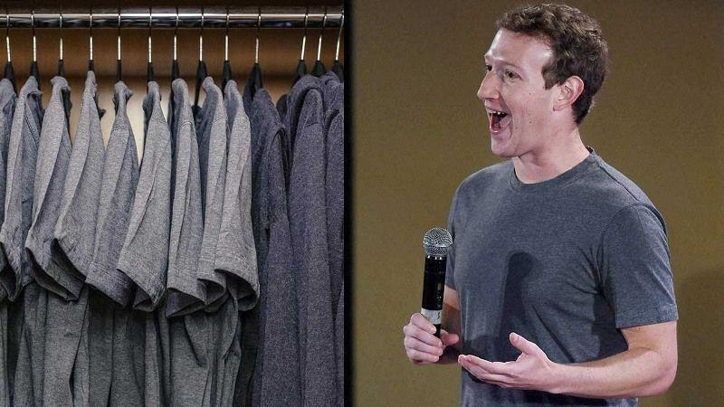 Zuckerberg shirts