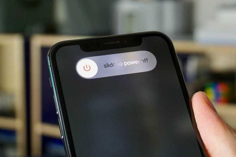 Iphone turn off