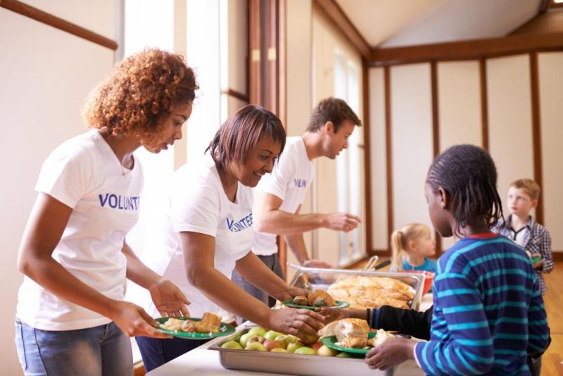 Altruism volunteer