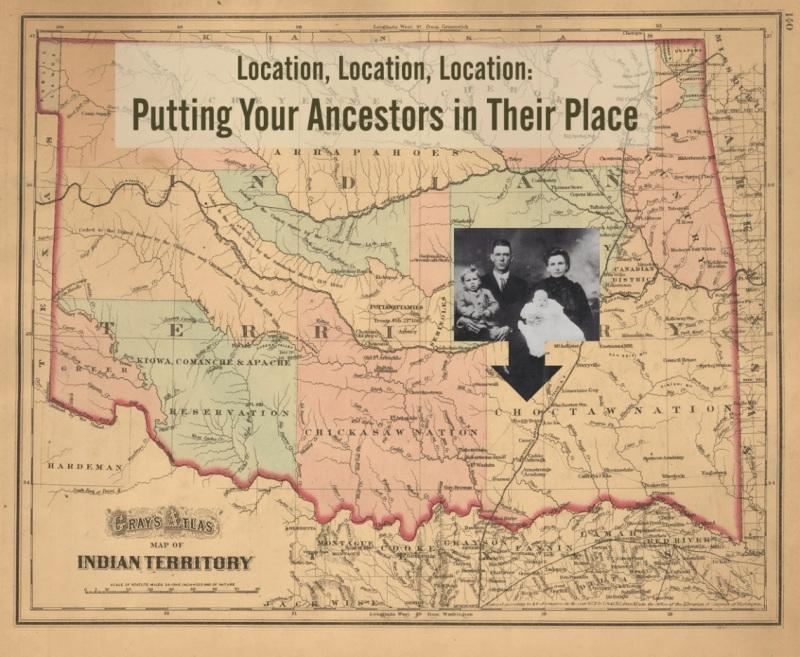 Ancestry GPS Cover