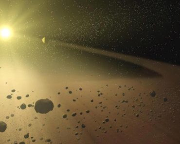 The First Asteroid Ever Discovered