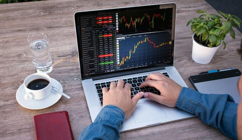 Doing online trading
