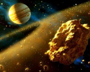 An Asteroid Worth $10,000 Quadrillion