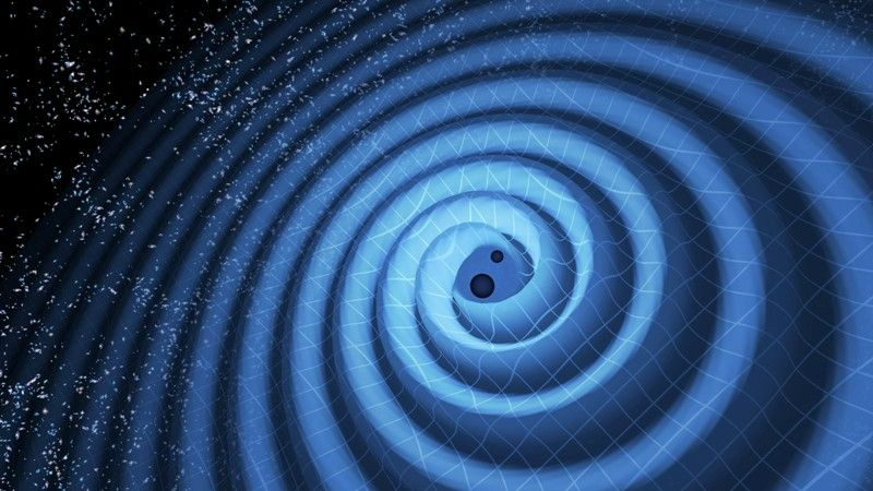Gravitational Ripple cover