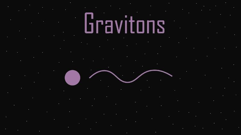 Graviton space