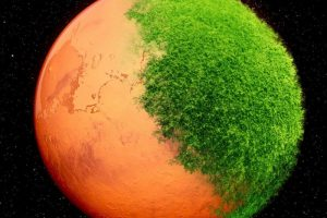 Can Humans Produce Food on Mars?