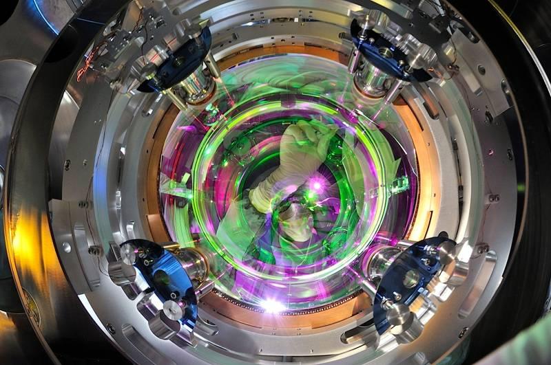 Mirror of the LIGO