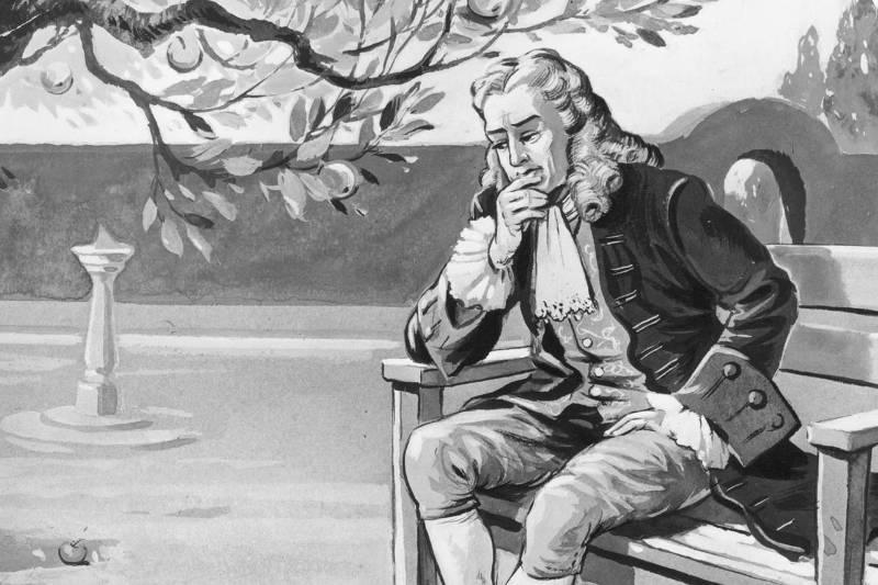 Newton thinking