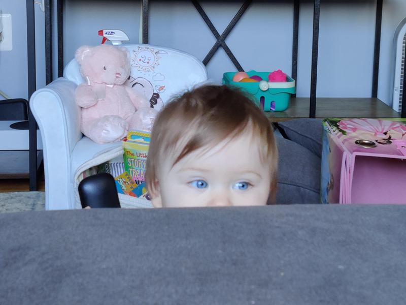 Peeking child study