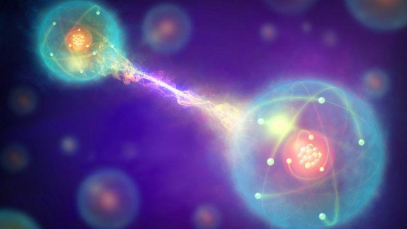 Quantum Entanglement cover