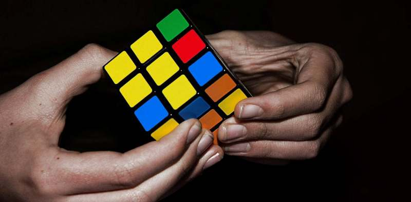 Rubik's cube solving