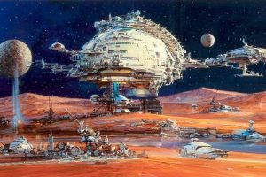 Could We Colonize Another Planet?