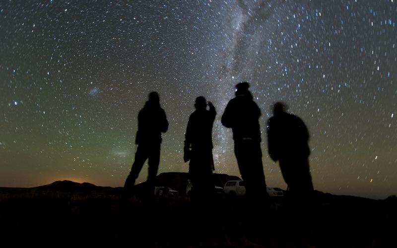 Star gazing light