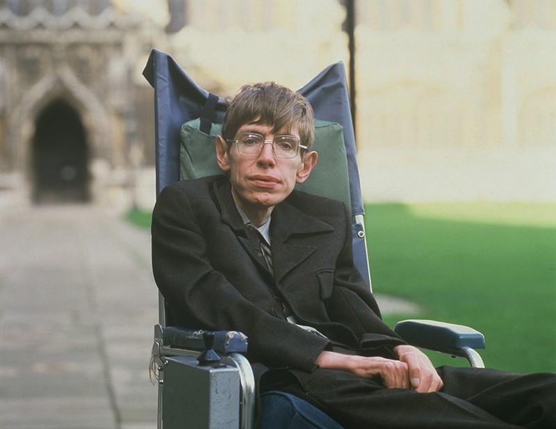 Stephen Hawking a